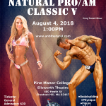 2018 Mass Muscle Natural