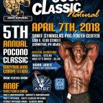 2018 Pocono Classic Flyer