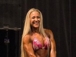 Ashley Sherbert - Figure Competitor