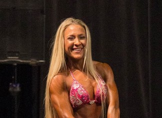 Ashley Sherbert - Figure Competitor