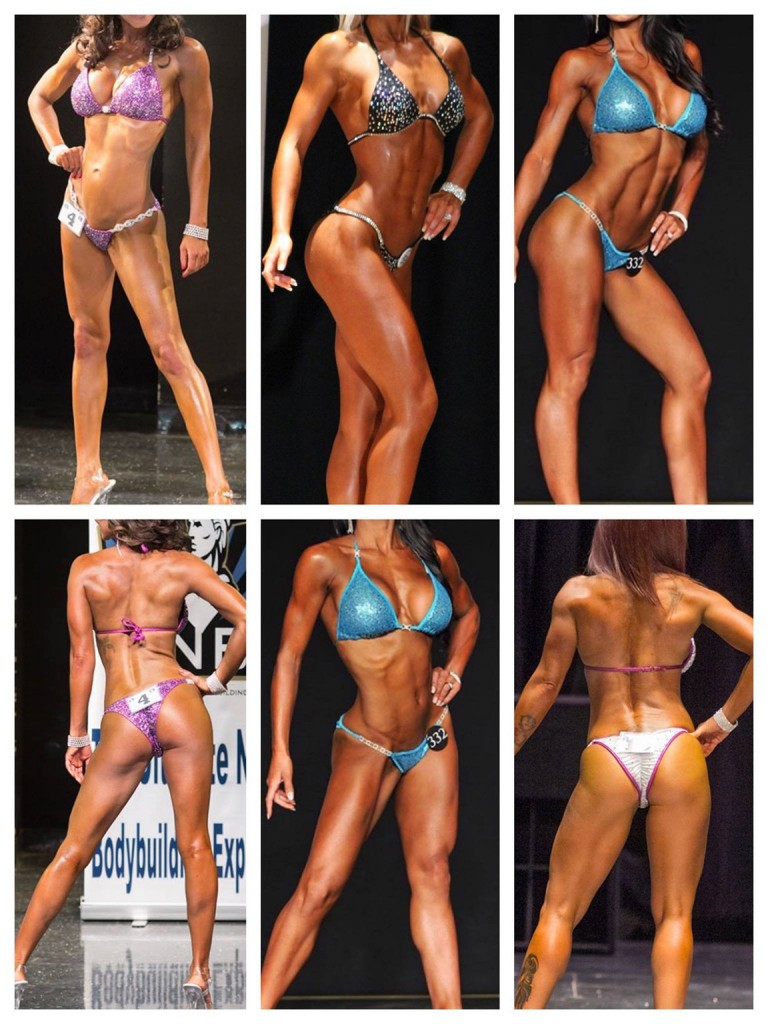 Bikini Competitor Desired Look