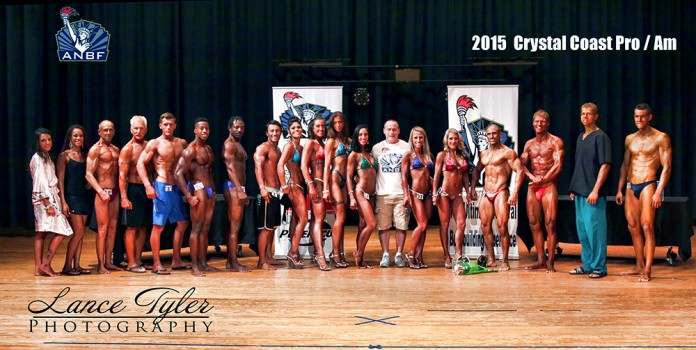 2015 ANBF NATURAL CRYSTAL COAST