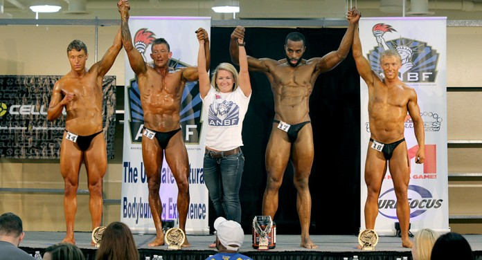 2015 ANBF VIRGINIA NATURAL RESULTS