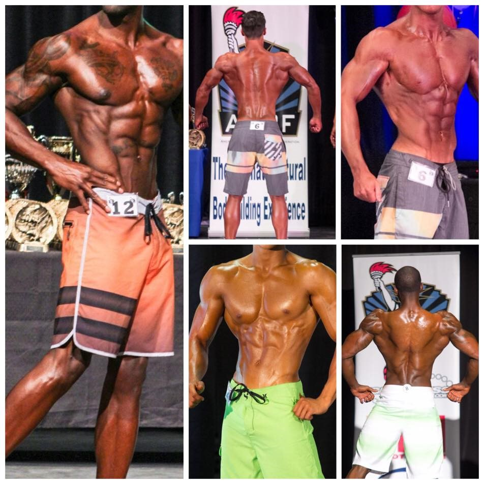 Men's Physique Desired Look
