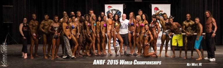2015 ANBF WORLD CHAMPIONSHIPS