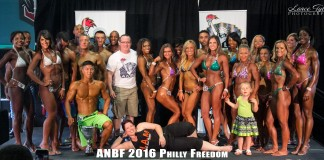 2016 Philly Freedom group photo