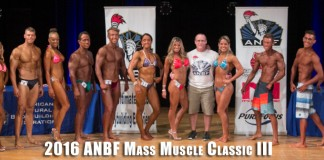 Mass Muscle Classic Group Photo