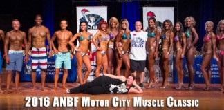 Motor City Muscle group photo
