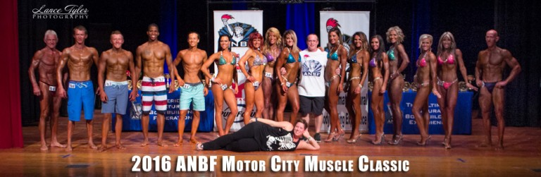 2016 Motor City Classic Results