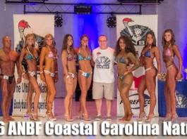 2016 Coastal Carolina group photo