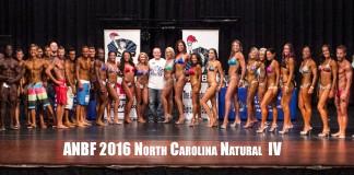 2016 North Carolina Natural group photo