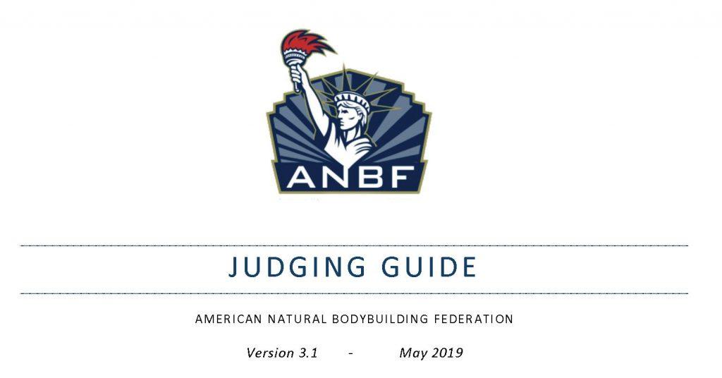 2019 Judges Guideline