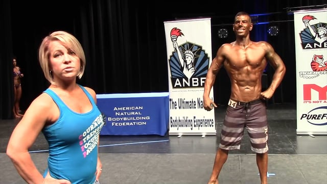 ANBF Tv: Men's Physique Posing