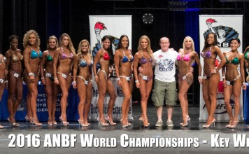 2016 World Championships Group Photo