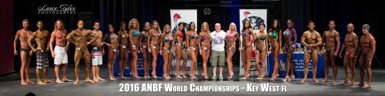 2016 ANBF WORLD CHAMPIONSHIPS