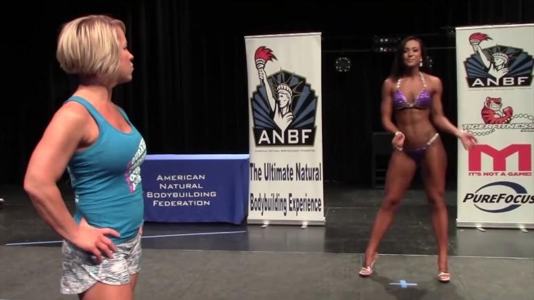 ANBF Tv: Bikini Posing