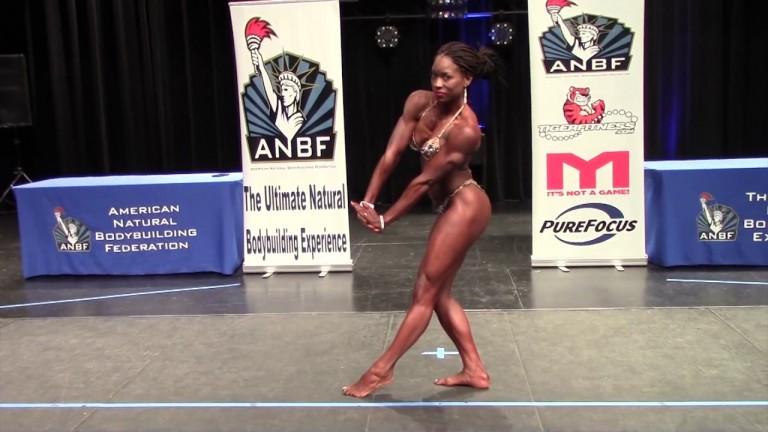 ANBF Tv: Women's Physique Posing