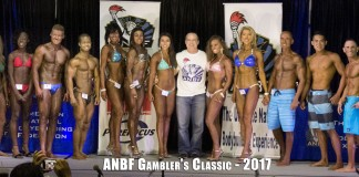 2017 Gambler's Classic group photo