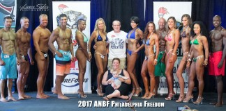 2017 Philadelphia Freedom group photo