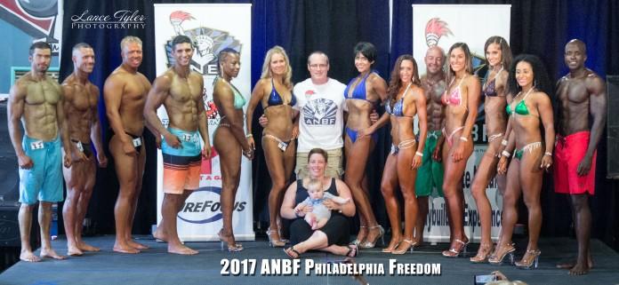 2017 Philadelphia Freedom group photo