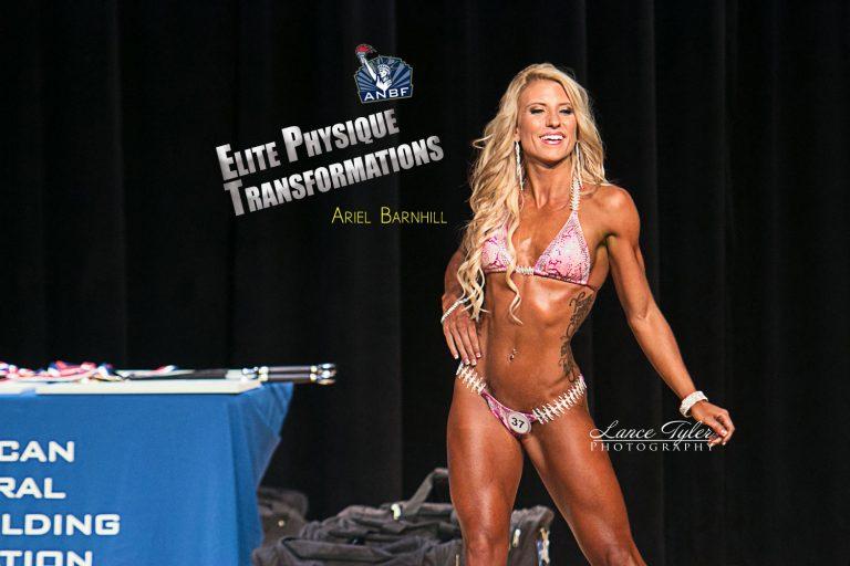 2017 ANBF Elite Transformations Results
