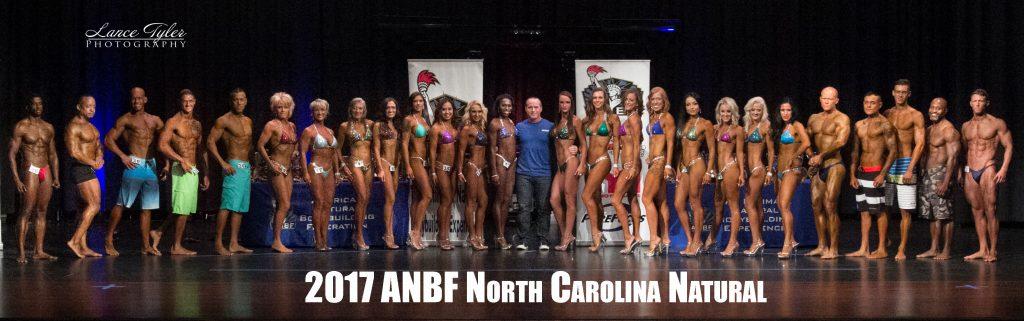 2017 North Carolina Natural group photo