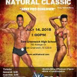 2018 Rhode Island Natural Classic Flyer