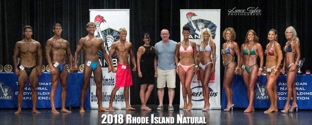 2018 Rhode Island Natural