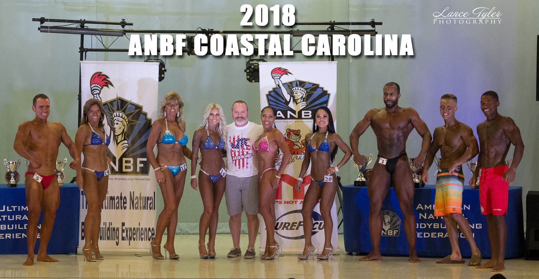2018 Coastal Carolina Group photo
