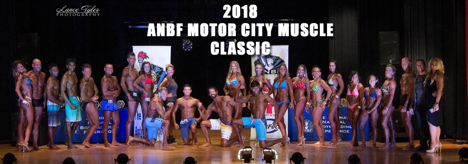 2018 Motor City Muscle Group photo