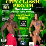 2019 Emerald City Classic Flyer