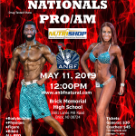 2019 ANBF Nationals Flyer