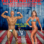 2019 King Classic and Masters Nationals Flyer