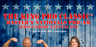 2019 King Pro Classic and Masters Nationals Flyer