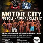 2019 Motor City Muscle flier