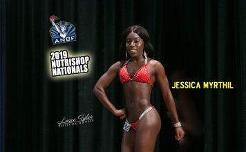 Jessica Myrthil 2019 Nationals Results