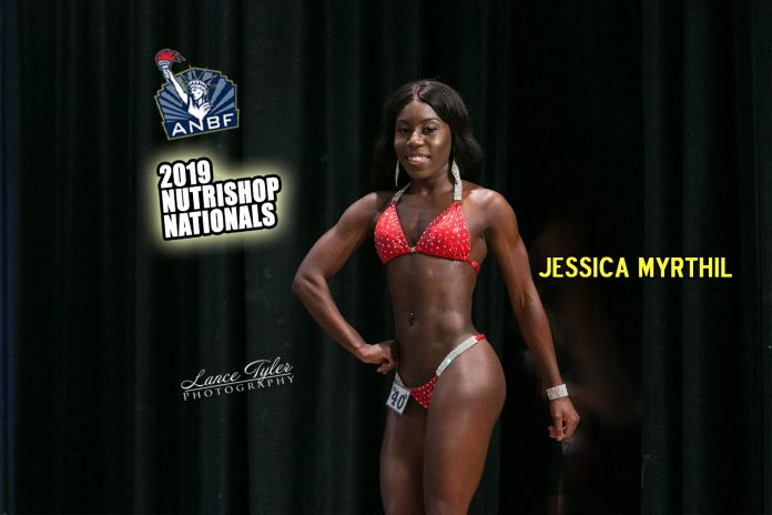 Jessica Myrthil 2019 Nationals Results