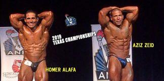 Homer Alafa 2019 Texas Championships