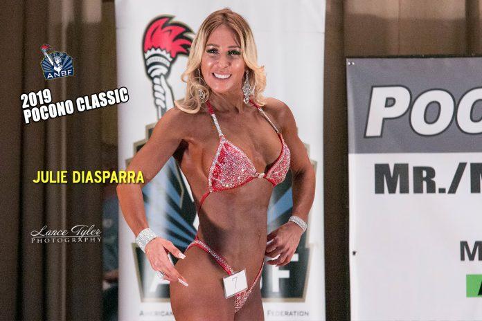 Julie Diasparra 2019 Pocono Classic