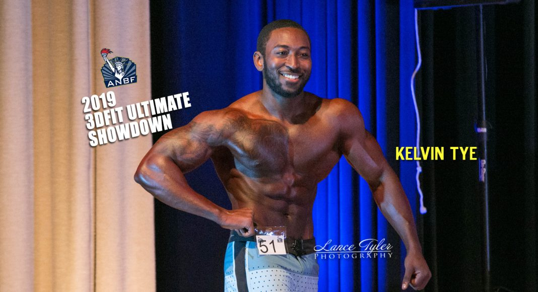 Kelvin Tye 2019 ANBF 3D Fit Ultimate Showdown
