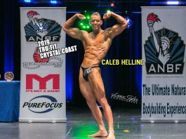 Caleb Helline 2019 TRU-FIT CRYSTAL COAST RESULTS