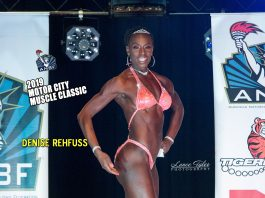 Denise Rehfuss 2019 ANBF Motor City Results