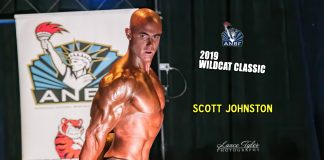 Scott Johnston 2019 ANBF WILDCAT RESULTS