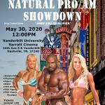2020 Nashville Natural Flyer