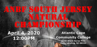 2020 South Jersey Natural Flyer