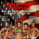 2020 North Carolina Natural Championships Flyer