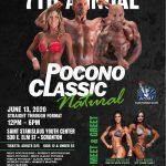2020 Pocono Classic Flyer