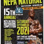 NEPA Natural flyer
