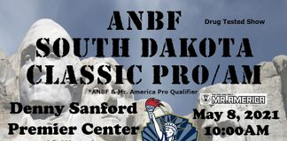 2021 ANBF South Dakota Flyer