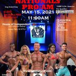 2021 ANBF Nationals Flyer